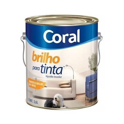 Liqui Brilho 3,6 Lt Coral