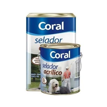 Selador Acrilico Coral