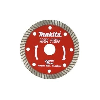 Disco Diamantado Turbo Vermelho Makita