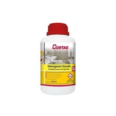 Detergente Clorado 500ml Cortag