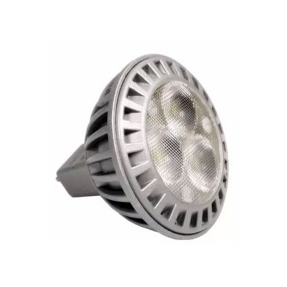 Lâmpada Dicroica Led Mr16 6w Bivolt Alumbra