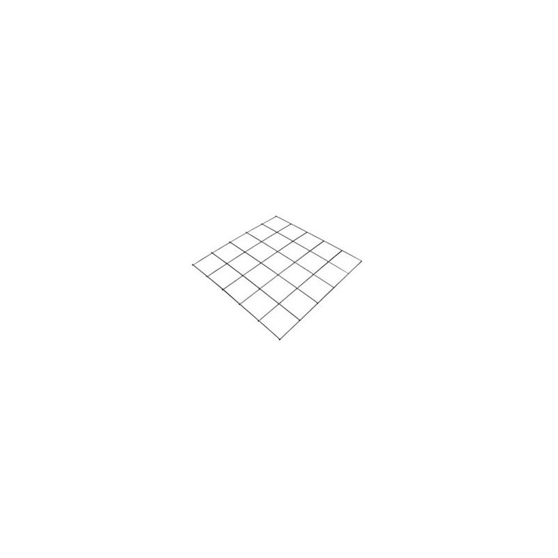 Tela Painel 2x3 m Malha Fio 4,2mm