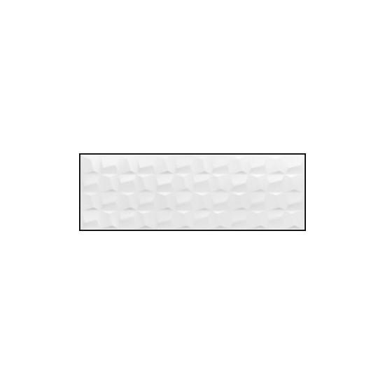Revestimento Eliane 30x90 Cubic White A Cx 1,62mt²