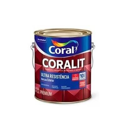 Coralit Resistência Branco Gelo Coral