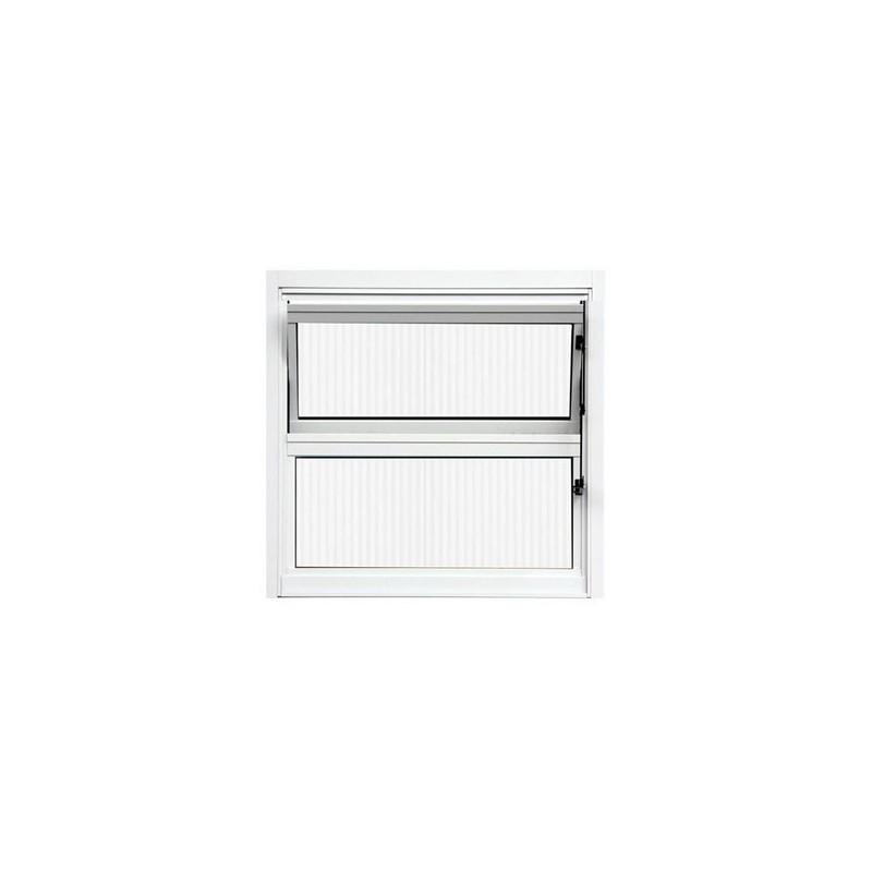 Basculante Alumínio 40x40 Lider