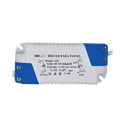 Drive P/ Luminaria Led IP20 12-24w Bivolt MBLED
