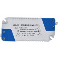 Drive P/ Luminaria Led IP20 12-24w Bivolt MBLED