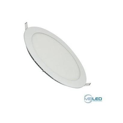 Luminária LED de Embutir Quadrada 6000k 12W BR Frio MBLED