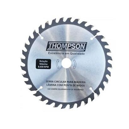 Serra Circular 24d  110mm Para Madeira - Thompson