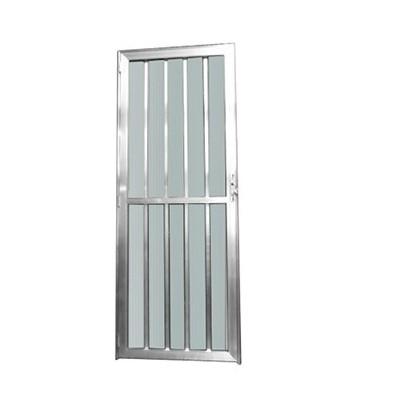 Porta Palito Alum/Branco Plus VL 2.10x0.70 Poty