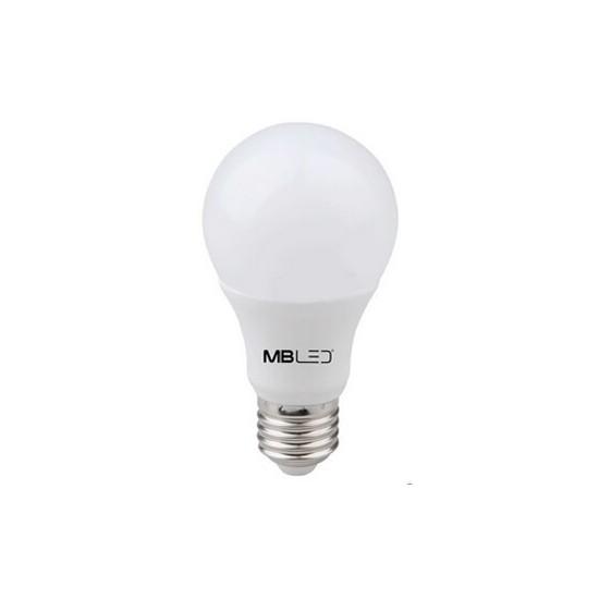 Lâmpada Led Bulbo 7W Bivolt Luz Branca Fria 6500K Asus