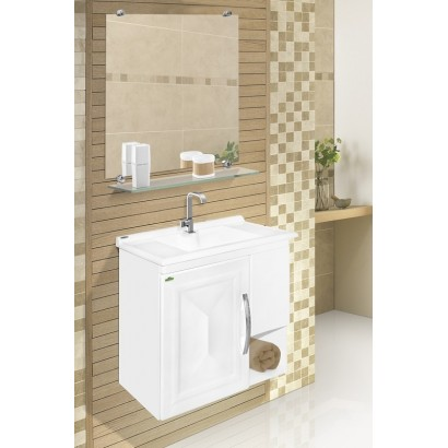 Conjunto Siena para Banheiro Marroart