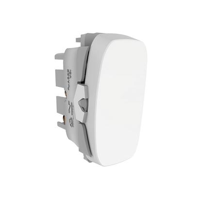 Modulo Interruptor Simples Gracia 10A 250v Gracia 85308 Alumbra