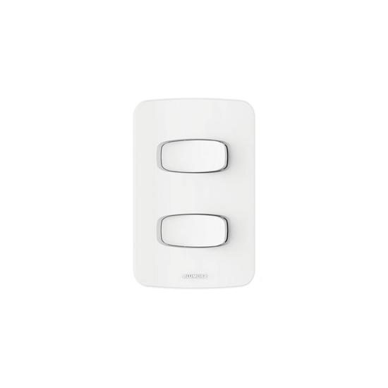 Interruptor 4x2 Simples 10A 250v CP Gracia 85648 Alumbra