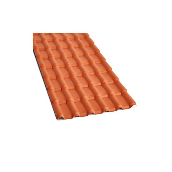 Telha Plan de PVC Precon
