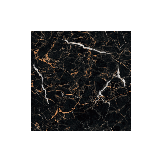Porcelanato 82x82cm Supremo Black HPO820003A Cx2,02 Helena