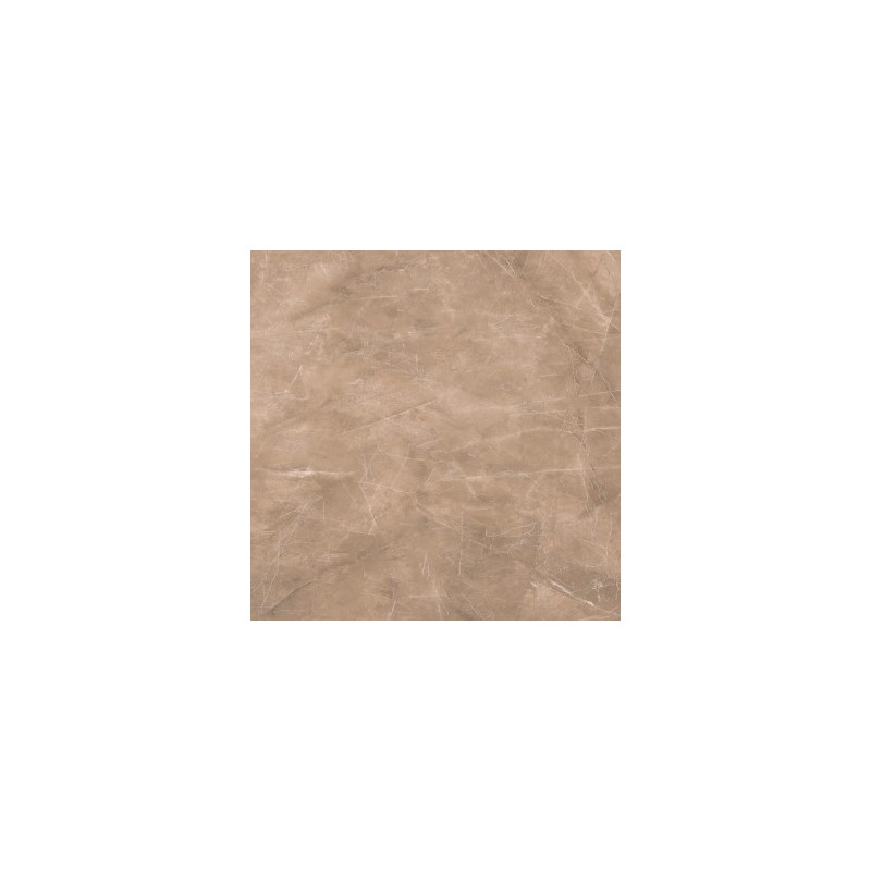 Porcelanato Delta 84x84cm Pulpis Castanho Ret Polido A cx2,02m²