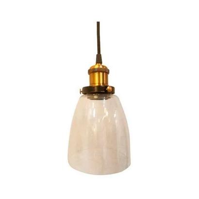 Luminária Rústica Corda...