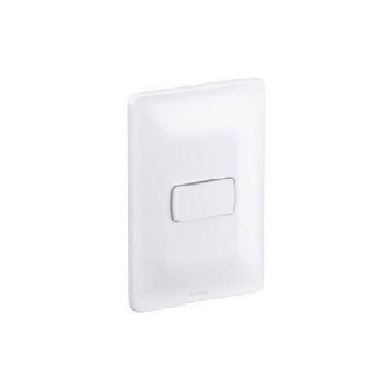 Conjunto de Interruptor Simples 10A PIAL Zeffia