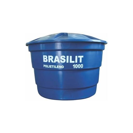 Caixa D'água C/ Tampa 1000 Litros Brasilit