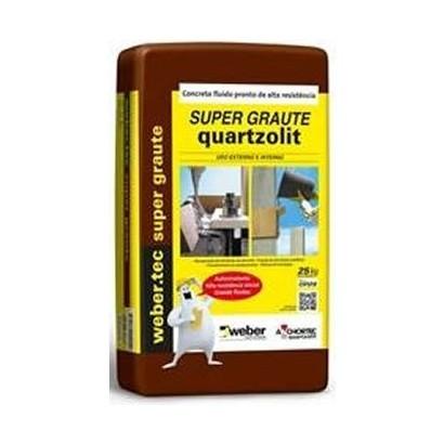 Super Graute Quartzolit 25kg
