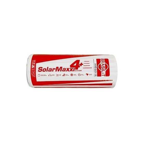 Manta Termo Acustica Solarmaxxi 4+ 30mt² Brasilit