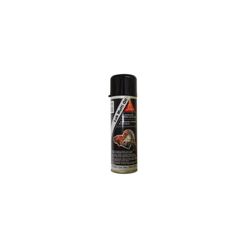 Lubrificante Multi Oil 300 ml Sika