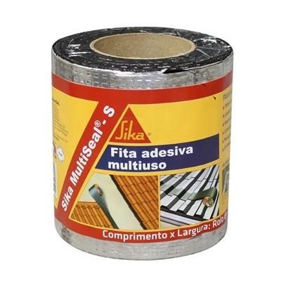 Manta Adesiva Alum 15x10mt Multiseal-S Sika