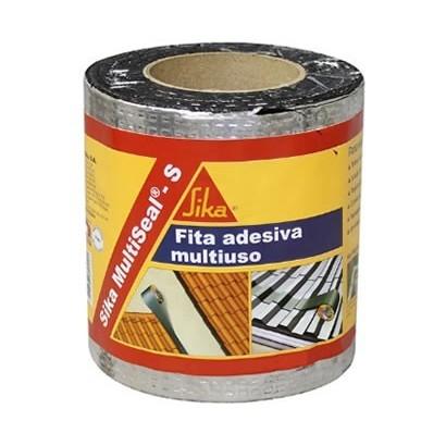 Manta Adesiva Alum 30x10mt Multiseal-S Sika