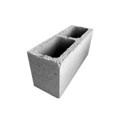 Bloco de Concreto Estruturais e Vedação 14x19x39 (Com Fundo)