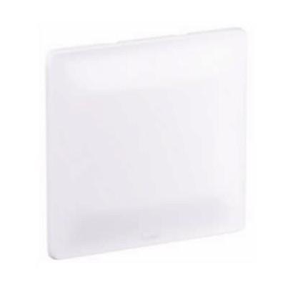 Placa Cega 4x4 Branca Zeffia Ref. 680173