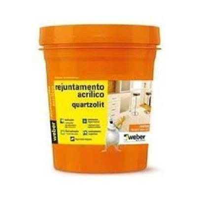Rejunte 1Kg Quartzolit Acrílico