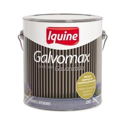 Fundo Galvanizado Galvomax 3,6L Iquine