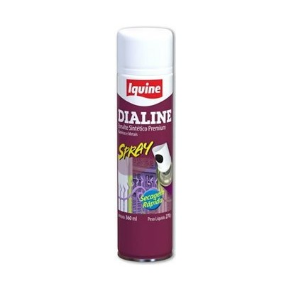Tinta Dialine Spray Premium 400 ml Iquine
