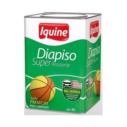 Tinta Diapiso Super Resistente18lt Iquine