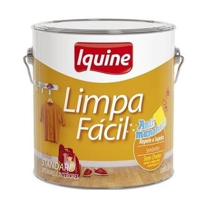 Tinta Limpa Fácil Semi Brilho Iquine 3,6 Litros