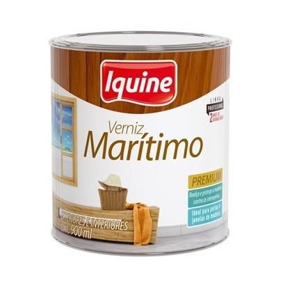 Verniz Maritimo Brilhante 900ml Iquine