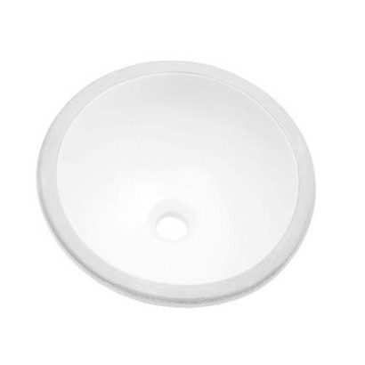 Cuba Embutir Redonda 36 cm Branca IL61 Icasa