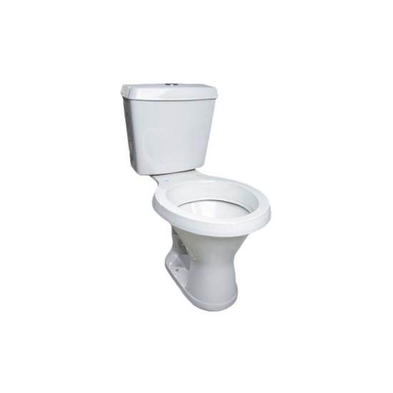Conjunto Vaso Sanitário com Caixa Acoplada Santa Marina Branco