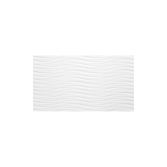 Revestimento Eliane 32,5x59 Creative Jazz White C Cx 1,531mt²