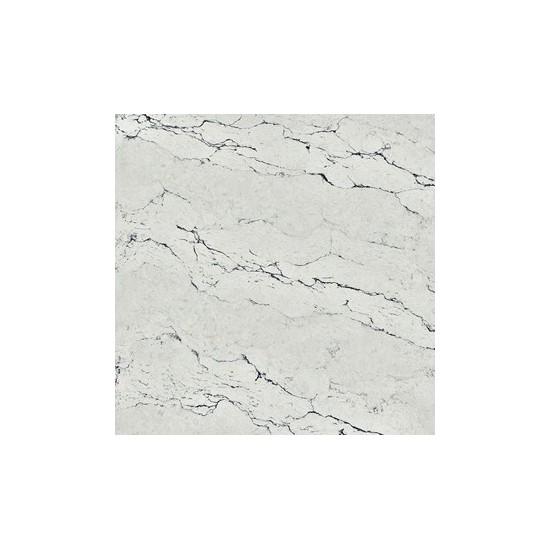 Pocelanato Delta 80x80 Thar Bianco Retificado cx1,92m²