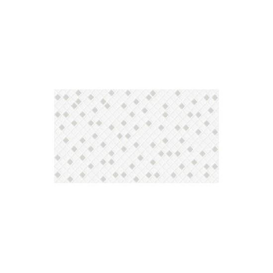 Revestimento Embramaco 33x57 Pastilha WHITE 52907 A Cx 2,28m²