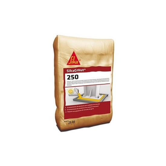 Sika Grout 250 25kg Saco