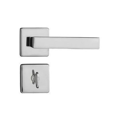 Fechadura ZM Concept Perfil Espelho 401B Cr Pado
