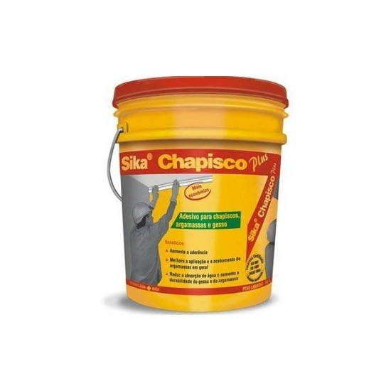 Sika Chapisco Plus 18 Litros