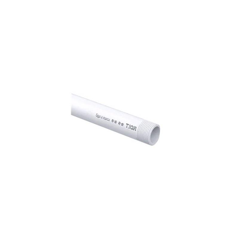 2b2886659d Tubo PVC Roscável 3/4