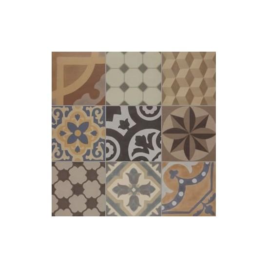 Porcelanato Eliane 60x60 Comercial Essence Decor Ac