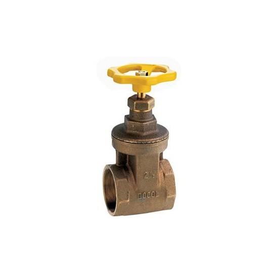 Registro Gaveta Industrial Bronze Docol